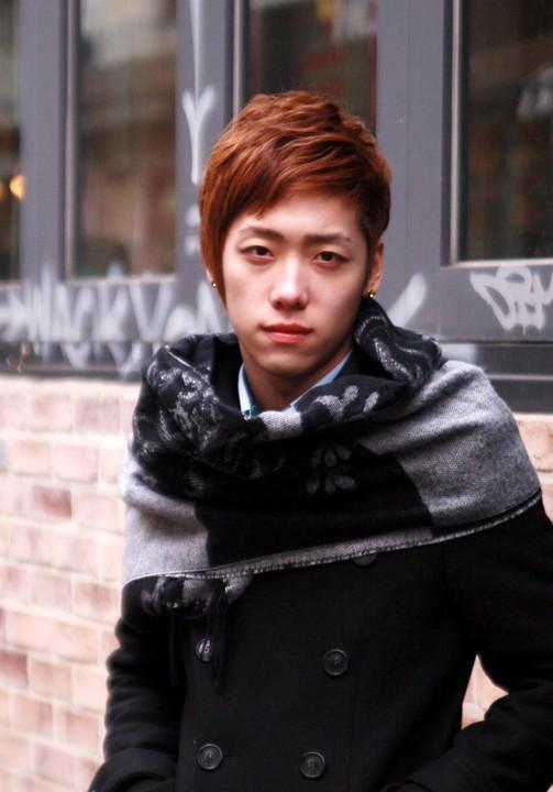 2013 Korean Haircut for Guys