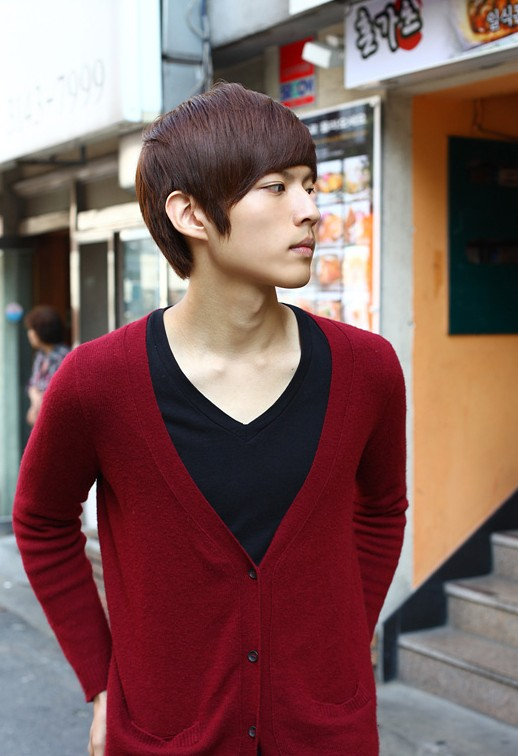 Groovy Korean Hairstyles For Guys Hairstyles Weekly Hairstyles For Men Maxibearus