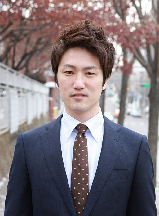 Korean hairstyles for business men