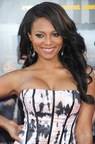 Fantastic African American Prom Hairstyles Hairstyles Weekly Hairstyles For Men Maxibearus