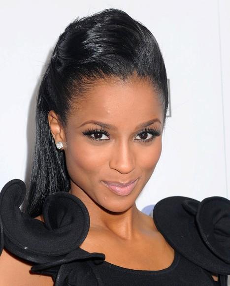 Stupendous Elegant Pompadour Hairstyles For Ladies Hairstyles Weekly Short Hairstyles For Black Women Fulllsitofus