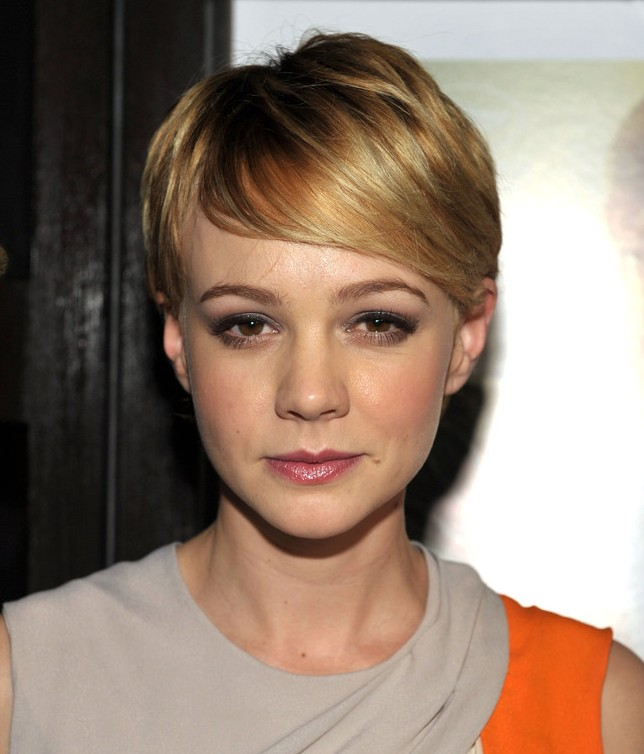 Short Pixie Cut Haircut