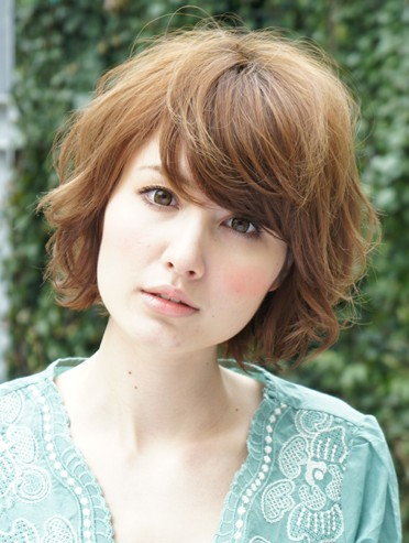 Popular Japanese Hairstyle for Women
