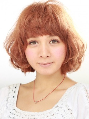 Popular Short Japanese Haircut