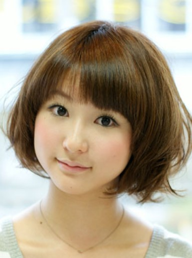 Really Cute Japanese Bob Hair