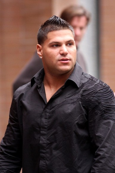 Ronnie Ortiz Magro Fauxhawk For Men Hairstyles Weekly