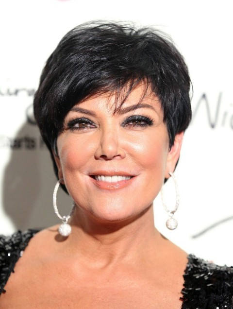 Short Black Haircut 2013