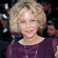 Meg Ryan Short Curly Hair Styles