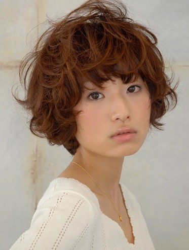 Short Curly Hairstyle Hairstyles Weekly