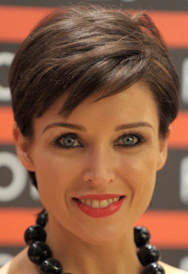 Short Hairstyle for Mature Women