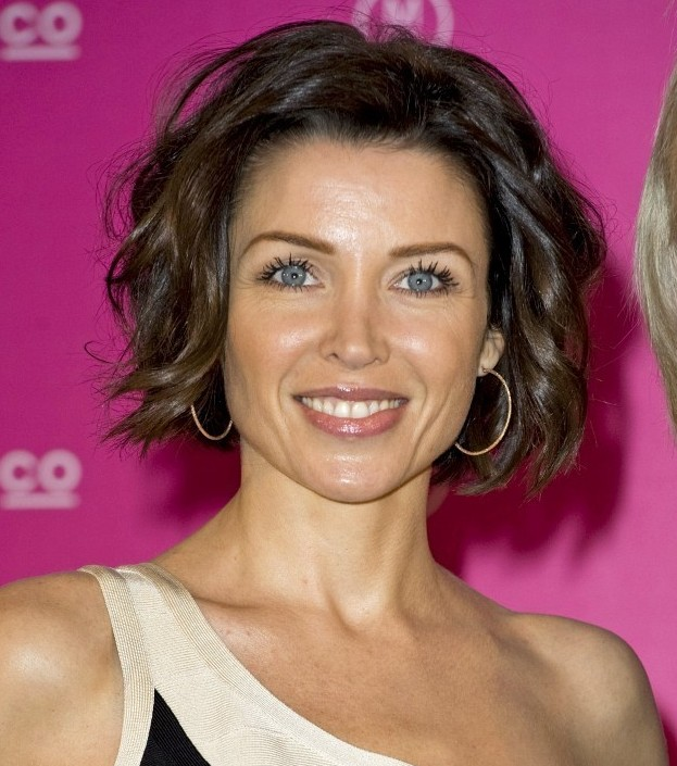 Dannii Minogue Short Hairstyles for women