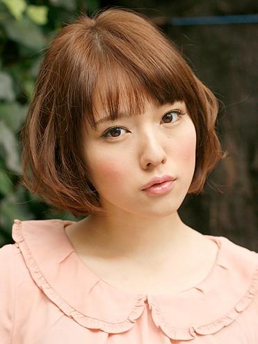 Short Japanese Hair Style 2012