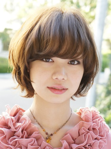 Short Japanese Haircut 2012