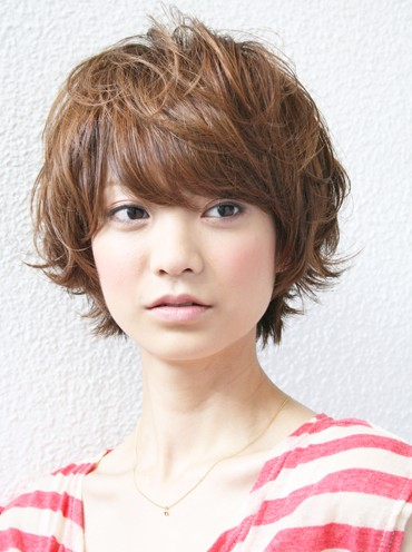 Hair Styles  2013 on Short Japanese Haircut 2013 Jpg