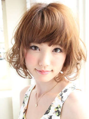 Short Japanese Hairstyle For Ladies Hairstyles Weekly