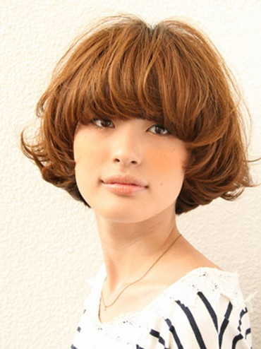Short Japanese Hairstyles 2012
