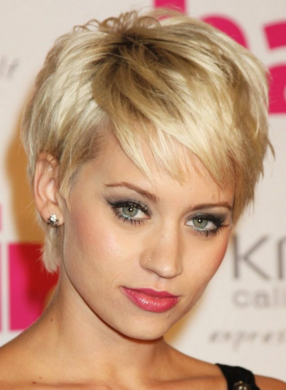 Short Pixie Cut 2015