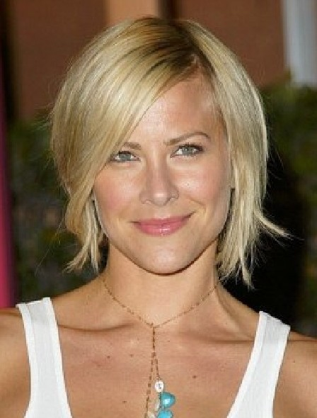 Trendy Short Wedge Bob Hairstyle