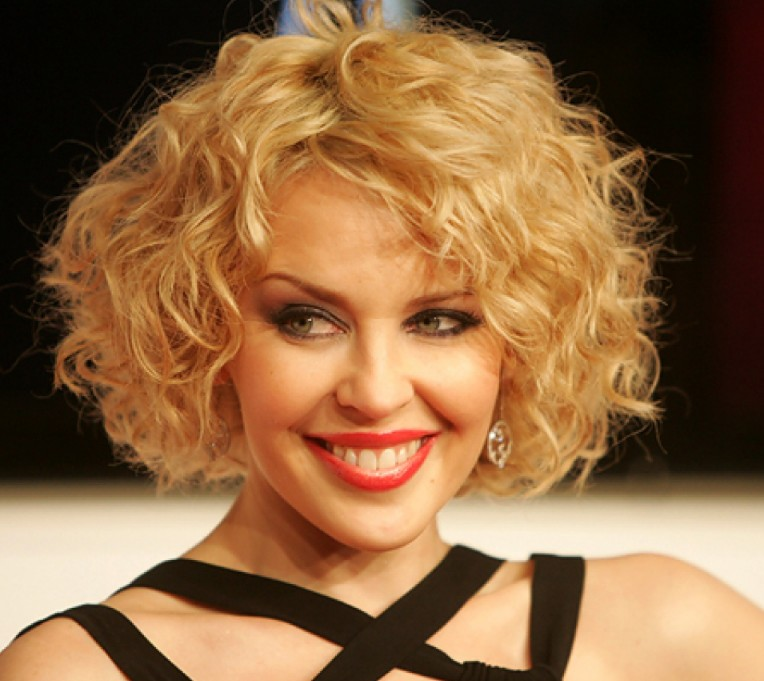 Short Curly Bob Hairstyles for Women Over 50
