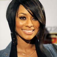 Sleek Inverted Bob Hairstyle for Black Women