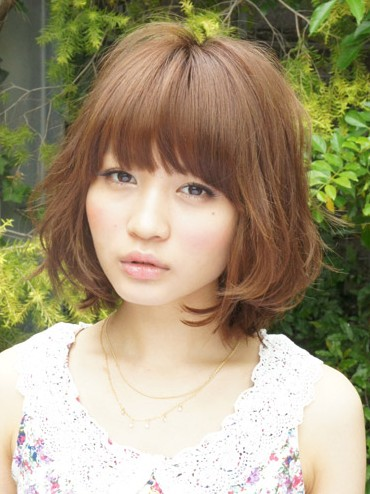 Miraculous Soft Curly Japanese Hairstyles Hairstyles Weekly Hairstyle Inspiration Daily Dogsangcom