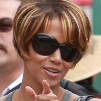 Pleasing Aisha Tyler Short Sleek Hairstyle Hairstyles Weekly Hairstyles For Women Draintrainus