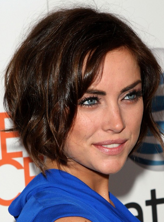 Short Curly Hairstyles 2014 Women