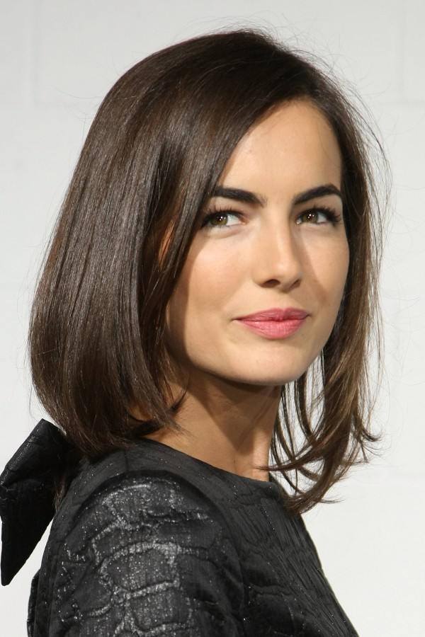 Shoulder length bob hairstyle medium bob haircut for women