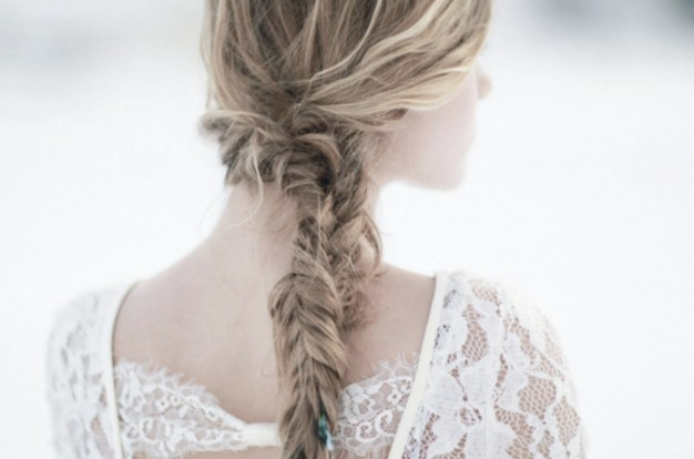 Stylish Fishtail Braid Hairstyle