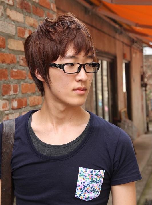 2013 Asian Haircut for Men