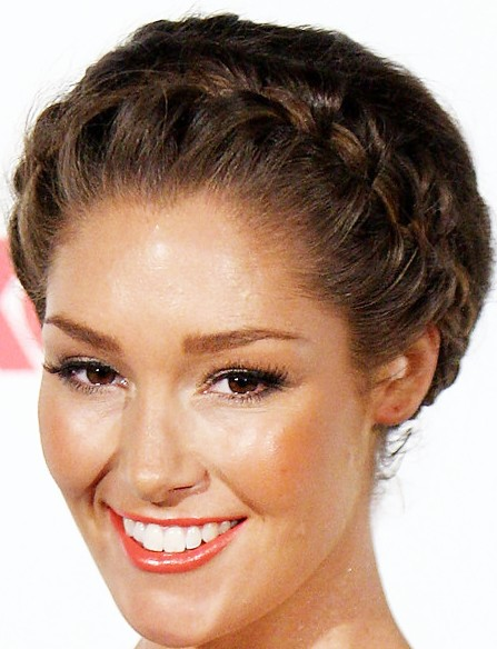 Superb Hairstyles For Summer Braided Bun Updos Hairstyles Weekly Hairstyle Inspiration Daily Dogsangcom