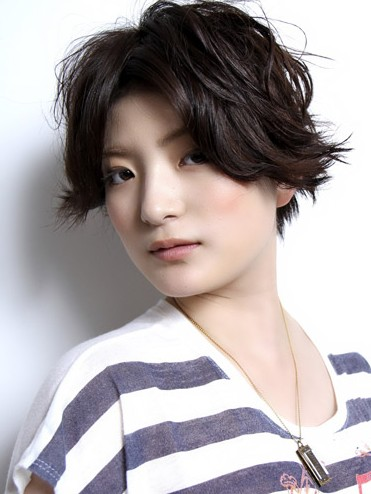 Trendy Japanese Hairstyles 2013