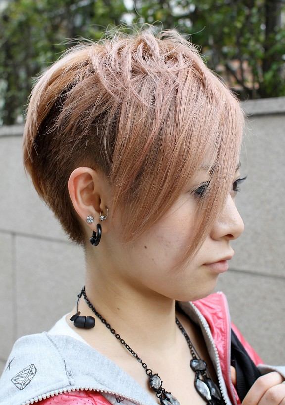 Cool Trendy Short Haircut For Women Hairstyles Weekly Short Hairstyles Gunalazisus