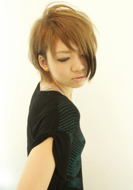 Cute asian girl haircuts-9106
