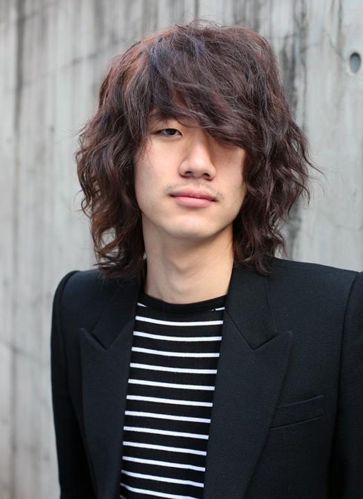 Tremendous Korean Hairstyles For Guys Hairstyles Weekly Short Hairstyles Gunalazisus