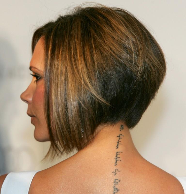 Victoria Beckham Bob Haircut Hairstyles Weekly