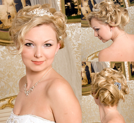 Hair Styles  on Wedding Hair Styles