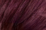 Hair Color Chart: Blowout Burgundy