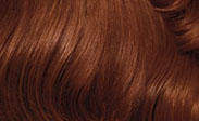 Hair Color Chart: Light Auburn