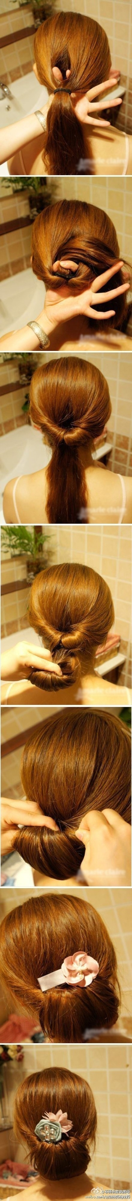 An Updated Chignon