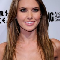 2013 Long Hairstyles - Audrina Patridge Sexy Long Layered Hairstyles