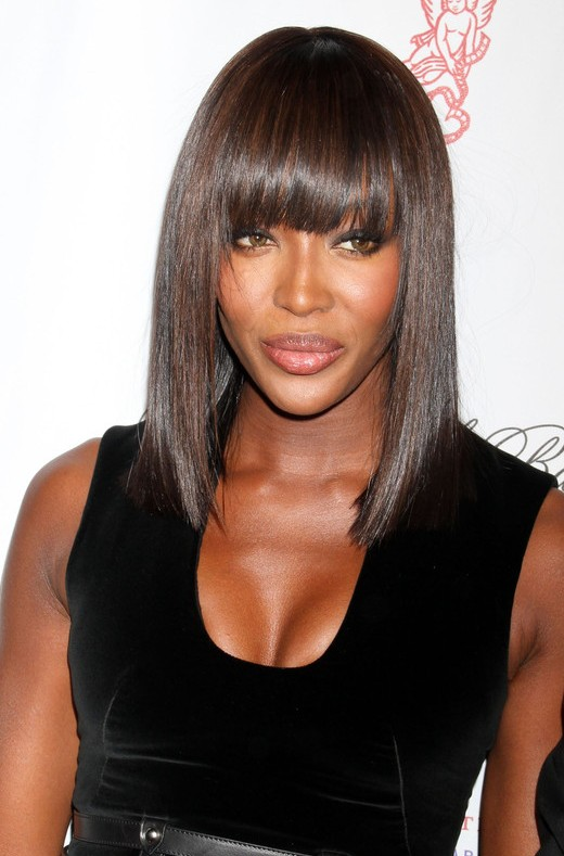 styles for long black hair hairstyles for 2013 hairstyles weekly 1775 | 2013 Long Sleek Hairstyle for Black Women