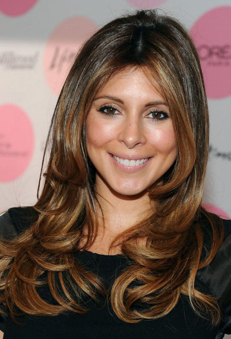 2013 Ombre Hair with Layers – Ombre Hair Trends