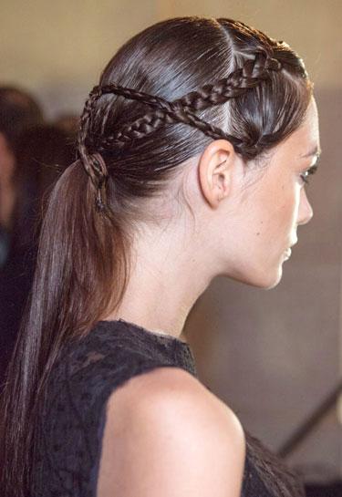 2013 Spring Braided Hairstyles