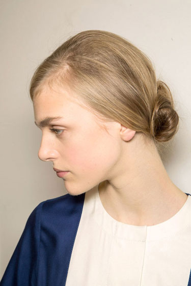 2013 Updo Hairstyle Undone Updos
