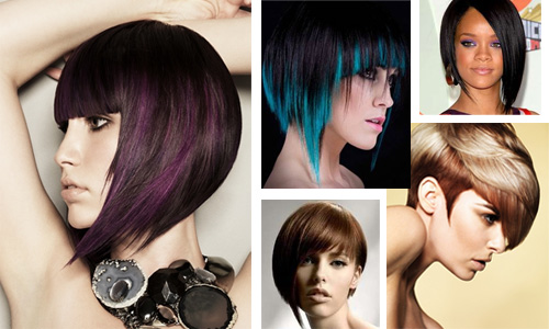 Short Hairstyle Trends for 2013