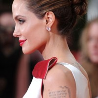 2013 Summer Hairstyles: Sleek Bobby Pinned Updo for Long Hair