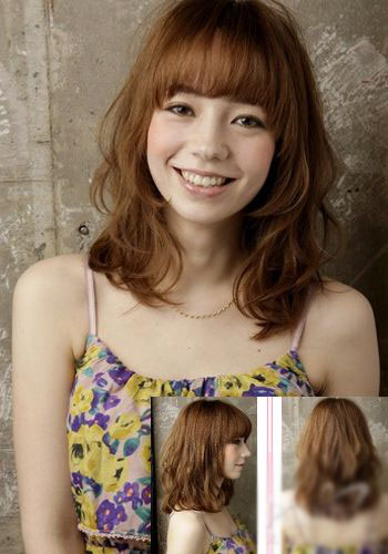 Asian girls bob haircut 2013