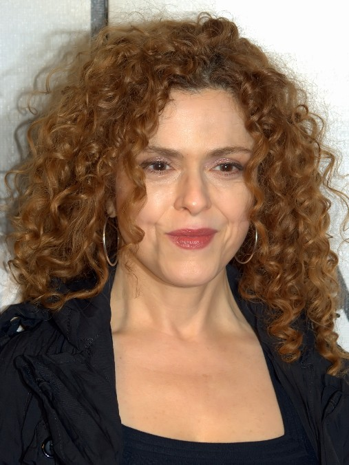 Bernadette Peters Medium Curly Hairstyle for women over ...