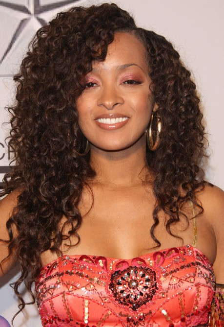 Best Hairstyle for Naturally Curly Hair for black women